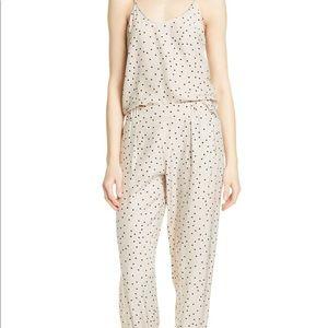 Atm Anthony Murillo polka dot silk pants beautiful
